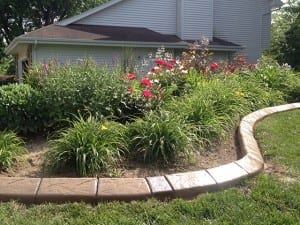 Concrete Edging In DSM