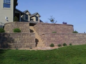Retaining Wall Des Moines